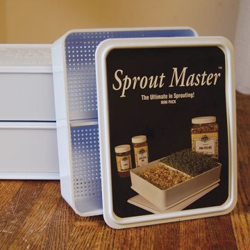 Sprout Master Mini Triple Sprouter