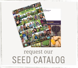 Get Our Seed Catalog!