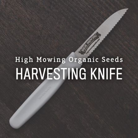 High Mowing Organic Seeds Harvesting Knife
