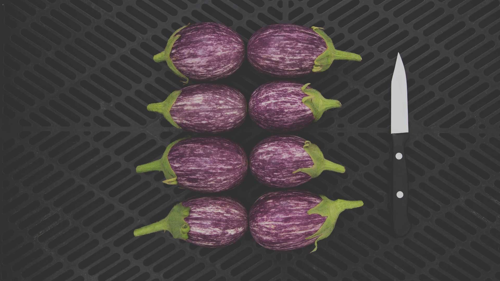 Organic Non-GMO Piccolo F1 Eggplant from High Mowing Organic Seeds