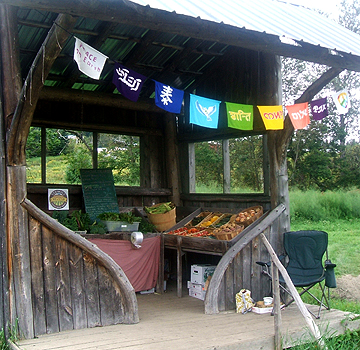 Vegetable Stand Designs : The roadside stand advantage is it right for you high mowing